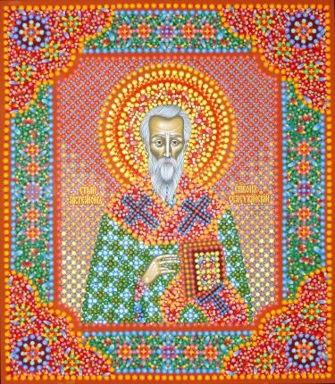Икона Святителя Артемия (Артемона) Солунского (Селевкийского)