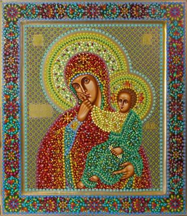 Икона Божией Матери «Отрада» или «Утешение»
