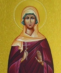 Купить икону иулиании птолемаидской