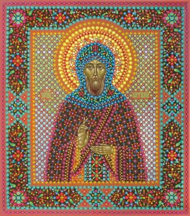 Святой преподобный Виталий Александрийский