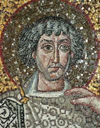 Икона Святого мученика Виталия Римлянина