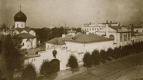 Марфо-Мариинская обитель в начале XX века