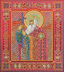 Икона равноапостольного князя Владимира