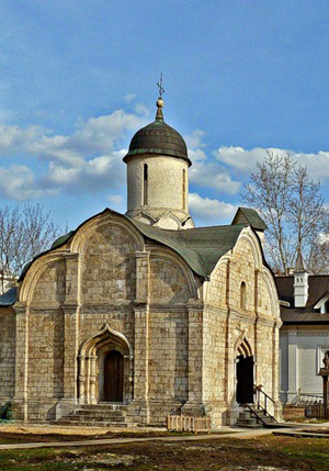 Храм св мч Трифона в Напрудном